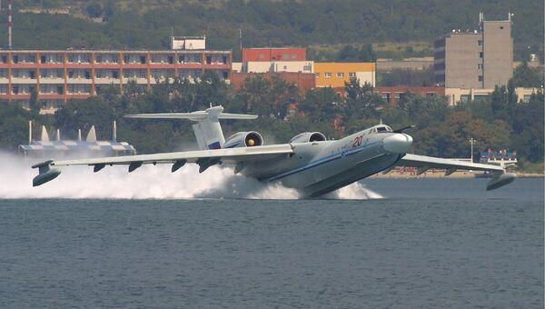 Самолет-амфибия А-40 (Альбатрос)