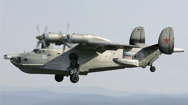 Самолет-амфибия Бе-12. Архивное фото
