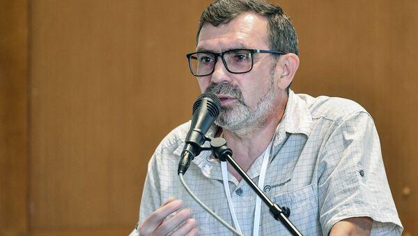 Писатель и литературовед Павел Басинский. Архивное фото