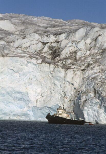 Ледник Норденшельда, Шпицберген