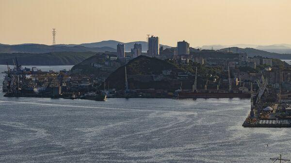 Вид на Владивосток