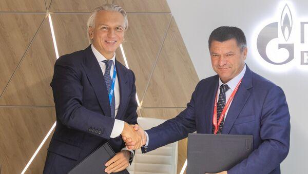Газпром нефть и администрация Приморского края заключили на Восточном экономическом форуме соглашение о содействии в импортозамещении смазочных материалов и технических жидкостей