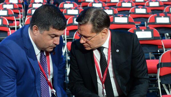 Генеральный директор Государственной корпорации по атомной энергии Росатом Алексей Лихачёв