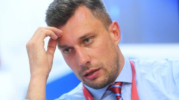 Директор Национального конгресс-бюро Алексей Калачев. Архивное фото