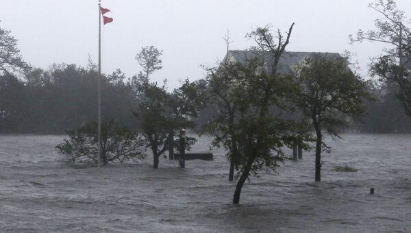 Ураган. Архивное фото