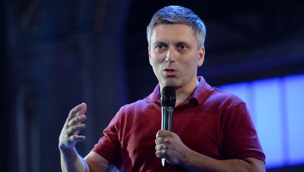 Продюсер Дмитрий Богачев