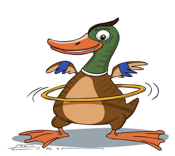 простой изображение утки в картинках прикольно копатель должен разбираться