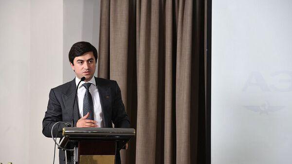 Заместитель генерального директора по правовым и имущественным вопросам ПАО Аэрофлот Владимир Александров