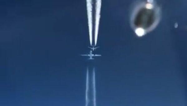 Полет в воздушном пространстве с RVSM