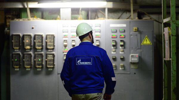 ГЭС-1 им. П.Г. Смидовича в Москве