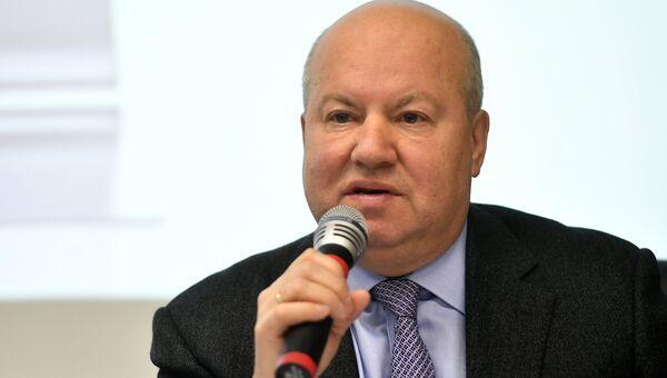 Член Центральной избирательной комиссии Василий Лихачев. Архивное фото