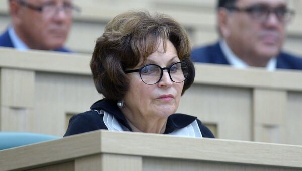 Екатерина Лахова. Архивное фото