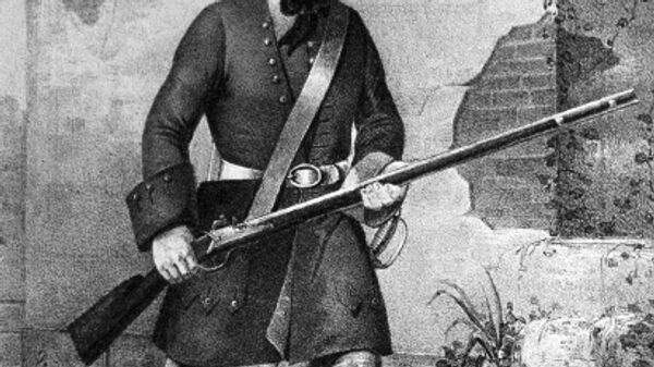 Фузелер лейб-гвардии Семеновского полка