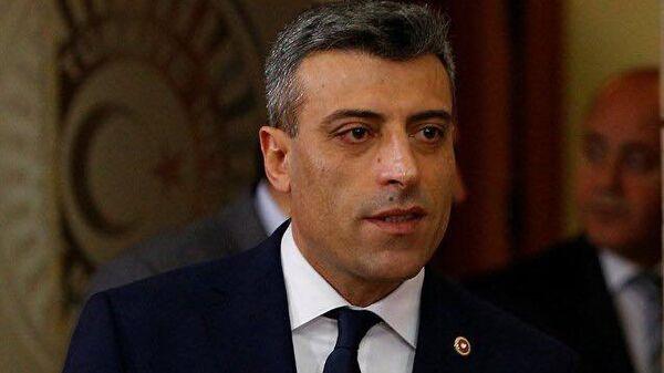 Независимый турецкий депутат Озтюрк Йылмаз