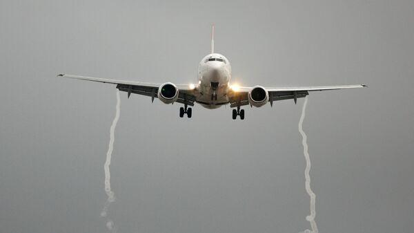 Boeing 737-800. Архивное фото