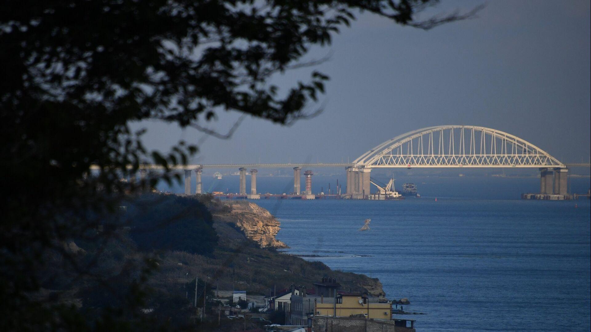 Крымский мост - РИА Новости, 1920, 22.09.2020
