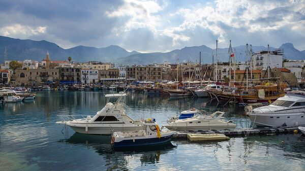 Порт Кирения, Кипр
