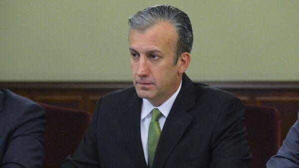 Вице-президент Боливарианской Республики Венесуэла по вопросам экономической политики Тарек Эль-Айссами