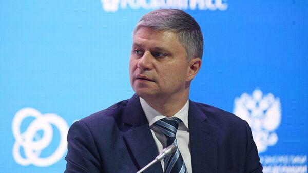 Генеральный директор ОАО РЖД Олег Белозеров
