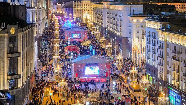 Фестиваль из серии Московские сезоны