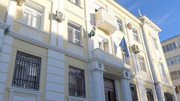 Здание Генеральной прокуратуры Абхазии