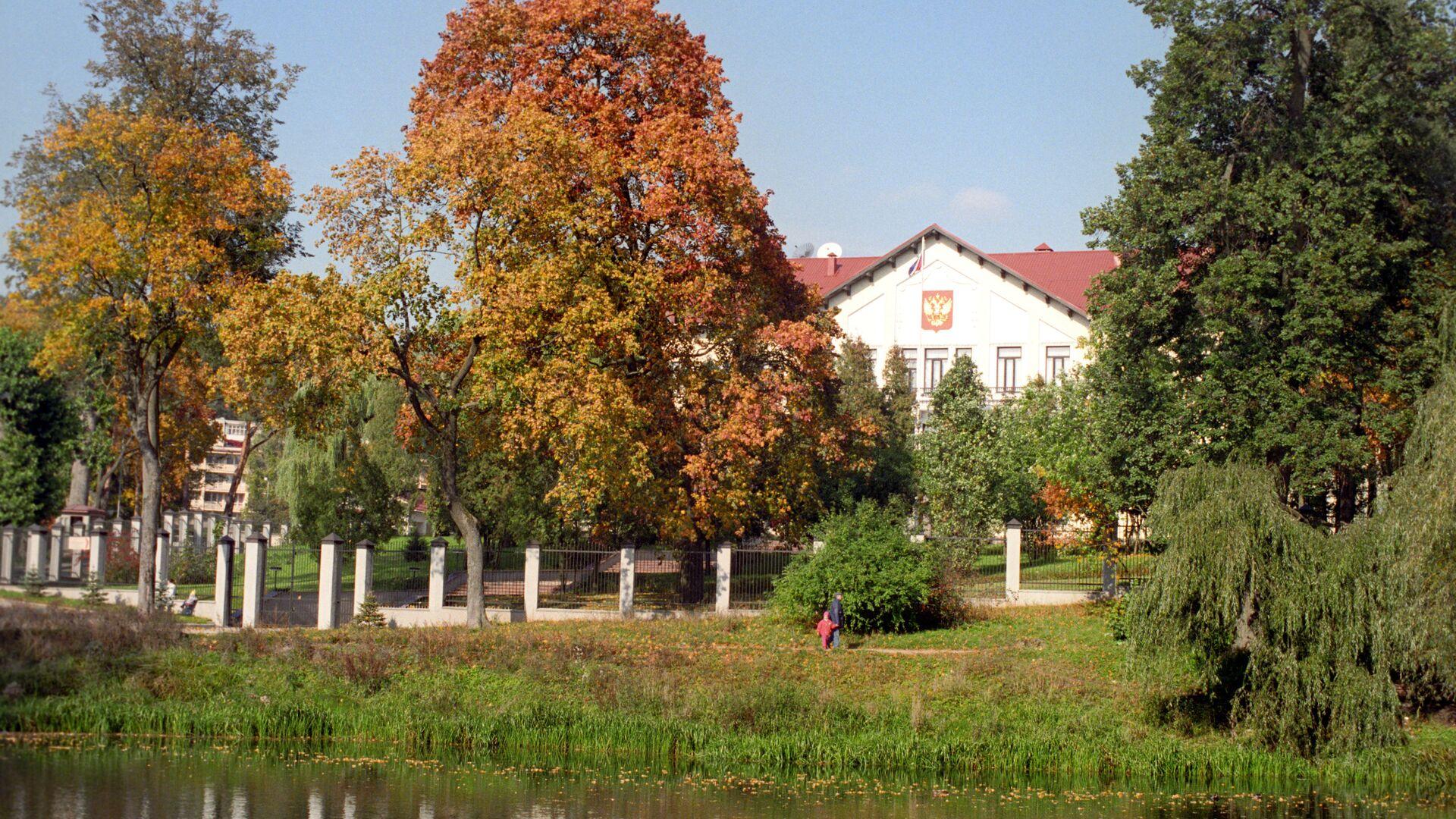 Посольство Российской Федерации в Литве - РИА Новости, 1920, 15.07.2021