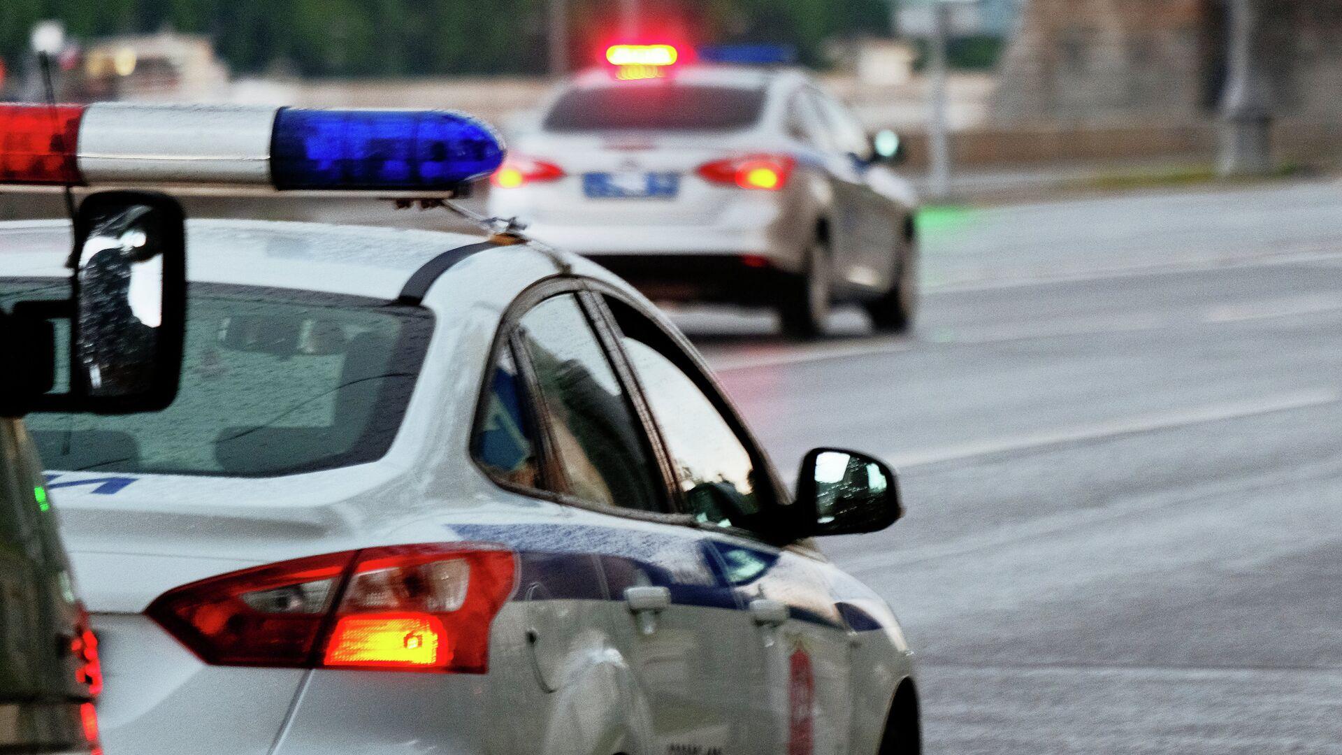 В Москве задержали водителя, совершившего более ста нарушений ПДД за год