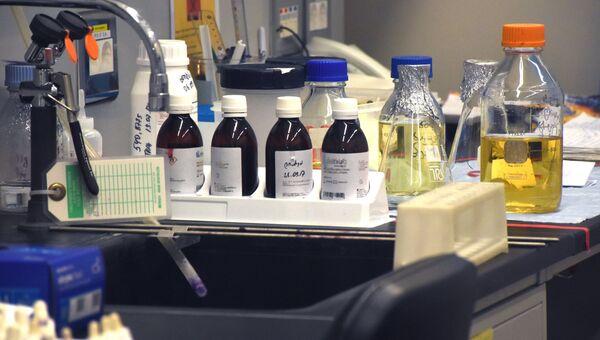 В лаборатории имени Ричарда Лугара в Грузии