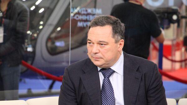 Генеральный директор ЦНИИТОЧМАШ Альберт Баков