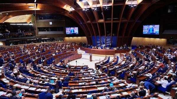 Пленарное заседание Парламентской ассамблеи Совета Европы. 9 октября 2018