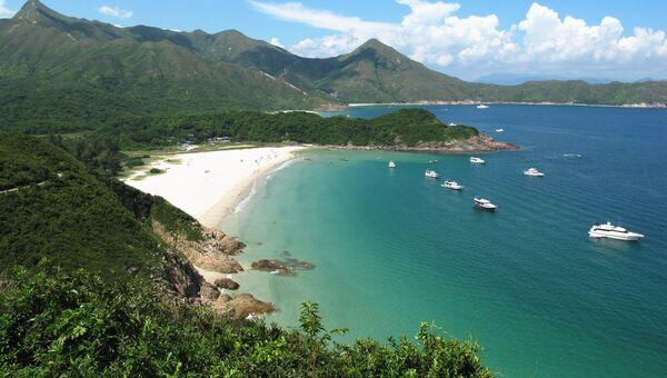 Пляж Тай Лонг Ван