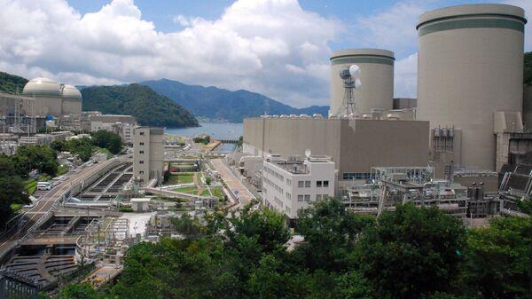 АЭС Такахама в Японии