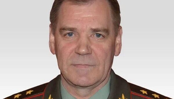 Командующий восточным округом войск национальной гвардии России генерал-полковник Игорь Груднов
