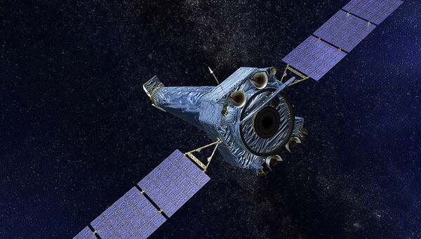 Рентгеновский телескоп Чандра
