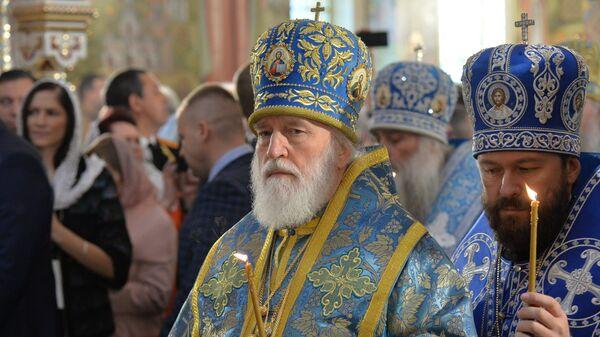 Митрополит Минский и Заславский, патриарший экзарх всея Беларуси Павел