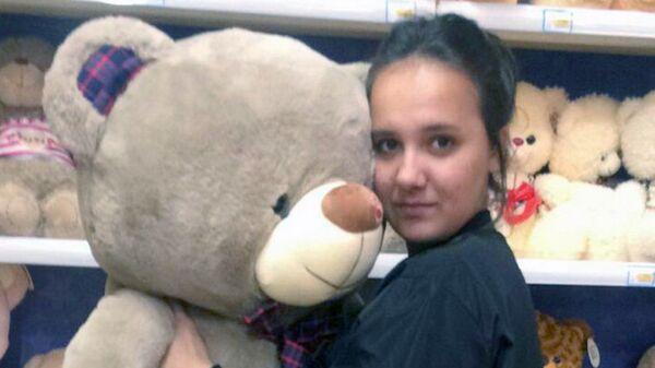 Карина Парышева, спасшая детей из пожара на Камчатке 15 октября 2018