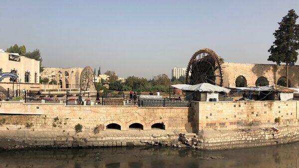 Хама, Сирия