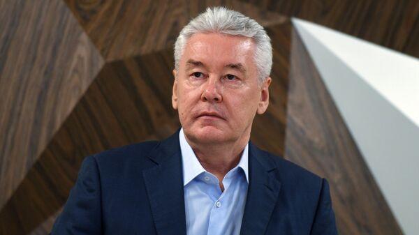 Круглый стол с участием кандидата в мэры Москвы С. Собянина