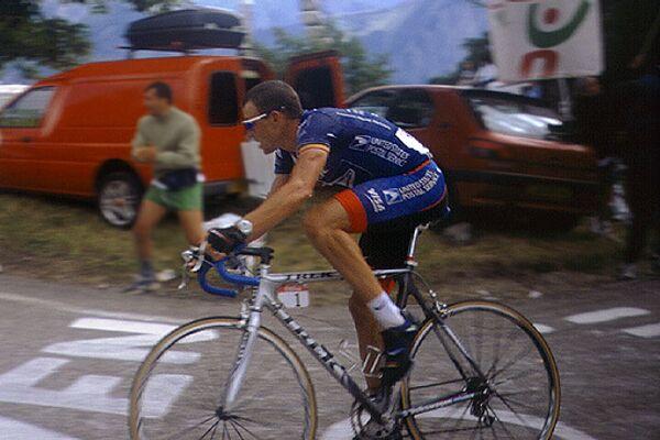 Лэнс Армстронг, архивное фото