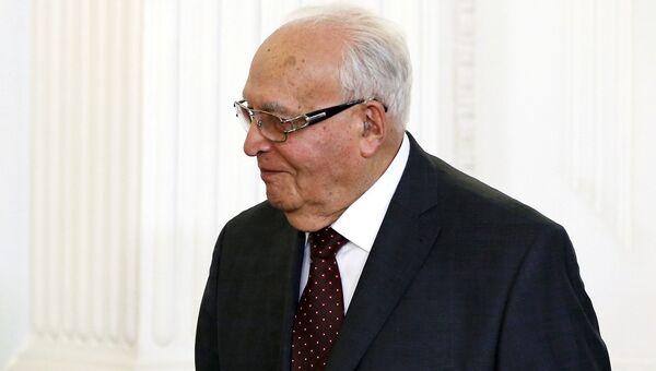 Советский и Российский ученый Марк Кривошеев
