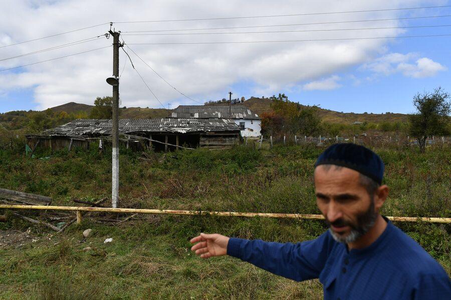 Житель селения Даттых Сунженского района Ингушетии