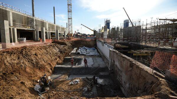 Объекты аэропорта Шереметьево, строящиеся к чемпионату мира по футболу-2018