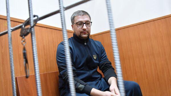 Бывший заместитель председателя Комитета конкурентной политики Республики Крым Ярослав Сливка