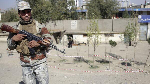 Полиция, Афганистан