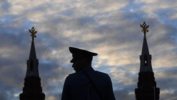 Военнослужащий армии России. Архивное фото