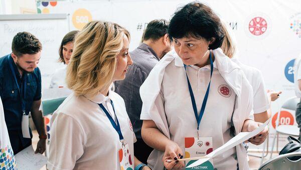 На Международный форум добровольцев поступило более 30 тысяч заявок