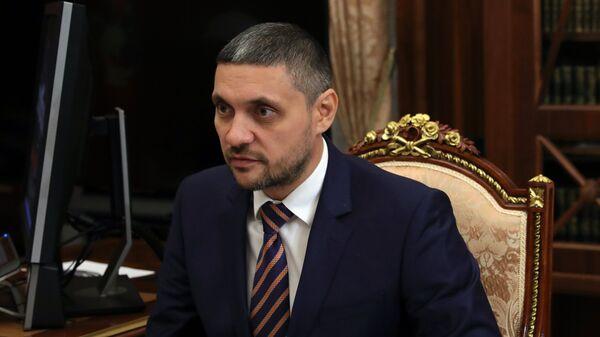 Временно исполняющий обязанности Забайкальского края  Александр Осипов