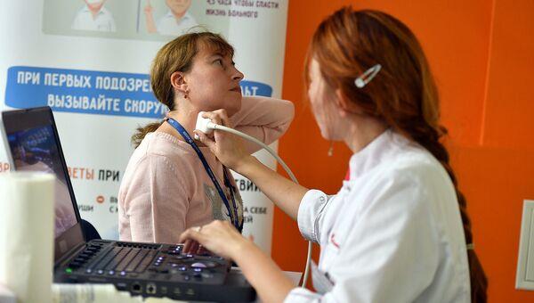 Врачи рекомендуют не реже раза в год проходить диагностику на риск инсульта