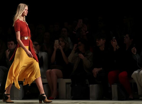 Показ коллекции Bobstore на Неделе моды в Сан-Паулу