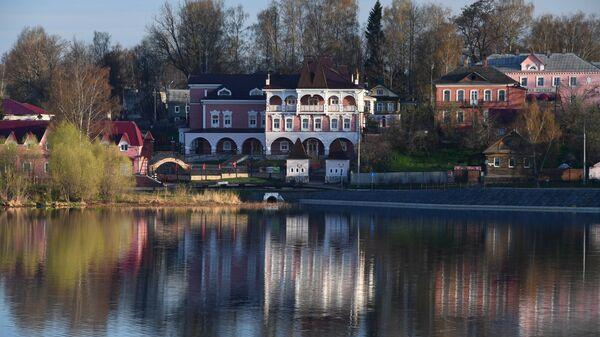 Туристско-образовательный комплекс Мышкины палаты (Дворец Мыши) в городе Мышкин